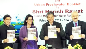 Explore cheap and technically feasible solution for Ground Water Scarcity, Water Minister urges to Industries