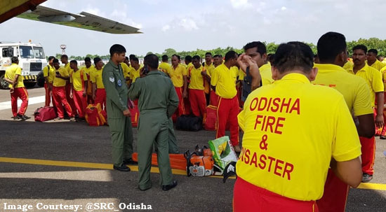 Odisha sends fire & disaster rescue team to Kerala