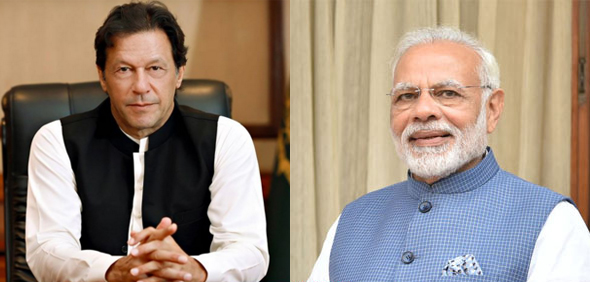 Pakistan PM Khan writes to PM Modi for resumption of talks