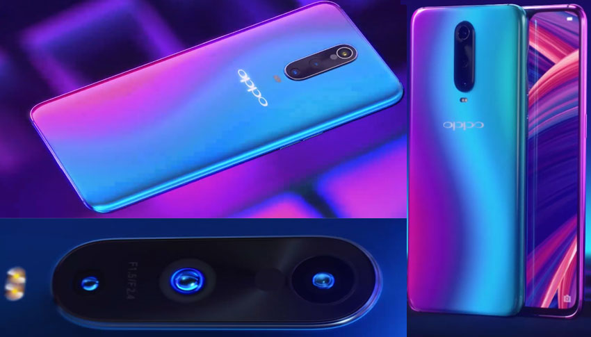 Oppo RX17 Pro and Oppo RX17 Neo launched with powerful features, know all about specifications and price in India