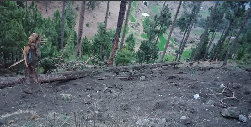 IAF strikes in Pakistan and destroyed terrorist camps in PoK killing over 350 terrorists