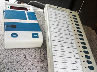 b912466dd132 Second Phase of voting for Lok Sabha elections recorded a turnout of ...