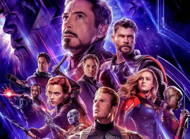 Avengers: Endgame day 2 collection in India 51.40, total collection reaches 104.50 crore