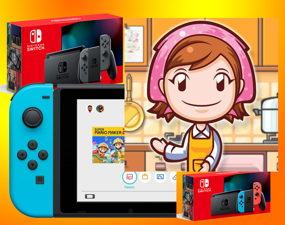 Cooking Mama released for Popular Nintendo Switch, but delete soon after release