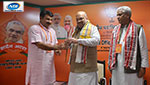 BJP National Executive committee meeting Manoj Tiwari with Amit Shah